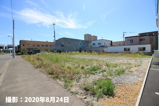 札幌市白石区平和通7丁目北