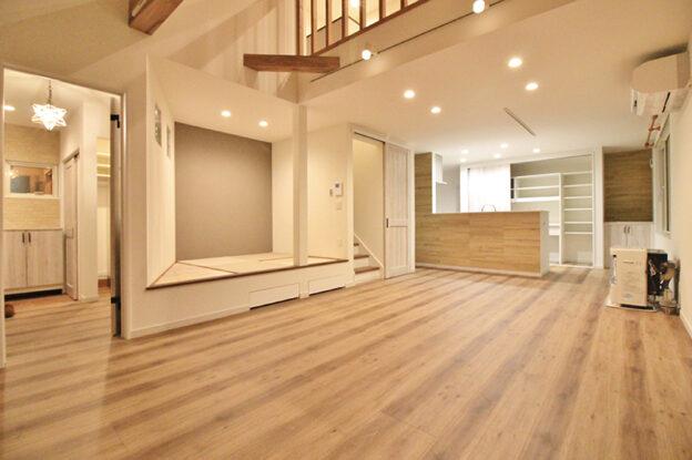 2階建の木造賃貸住宅をフルリフォーム
