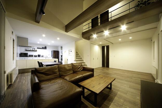 【最新施工例紹介】暮らしも趣味も楽しくなる、空間の使い方にこだわった家