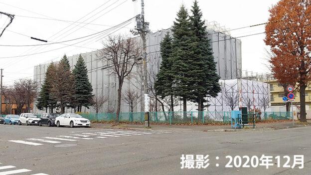 プラチナアベニュー真駒内泉町【第1期】
