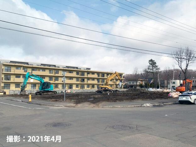 プラチナアベニュー真駒内泉町【第2期】