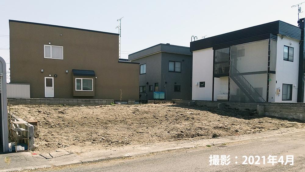 土地3_白石区北郷8-7