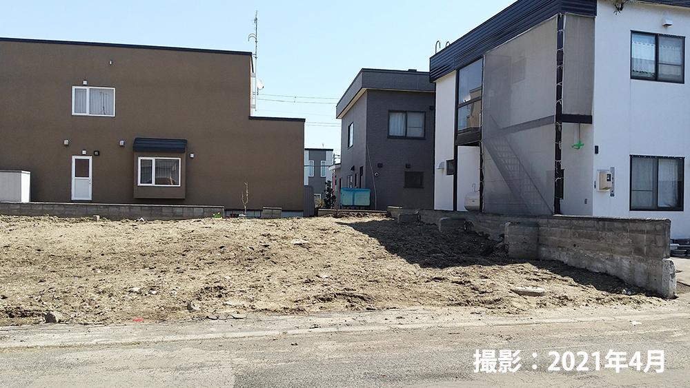 土地4_白石区北郷8-7