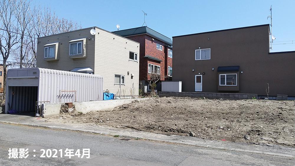 土地5_白石区北郷8-7