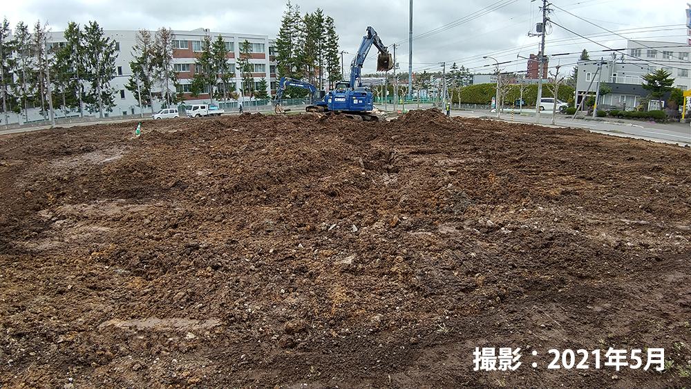 土地6_江別市文京台