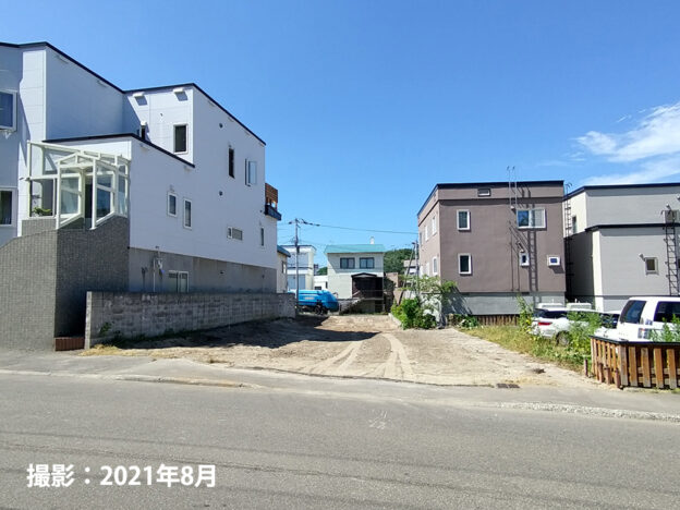 札幌市豊平区月寒西5条6丁目